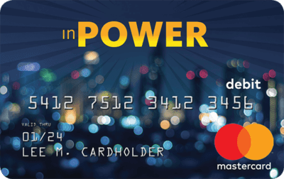 inPOWER Prepaid Mastercard | 24/7 Access to Your Money